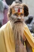 Pashupati 寺萨杜 — 图库照片