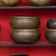 Tibetal Singing Bowl — Stock Photo