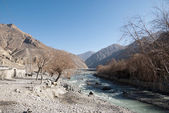 Kaligandaki River — Stock Photo