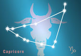 Zodiac Capricorn — Stock Photo