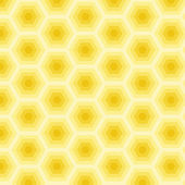 Abstract Yellow Pattern, vector — Stock Vector
