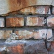 Old brick wall — Stock Photo #34674717