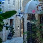 Street in Jaffa Tel Aviv Israel — Stock Photo