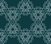 Vector seamless vintage background — Stock Vector