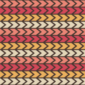 Vector colorful geometric pattern — Stock vektor