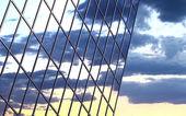Skyscraper windows — Stockfoto