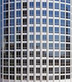 Skyscraper windows — Foto Stock