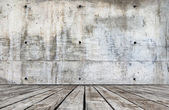 Grunge concrete wall — Photo