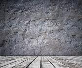 Black stucco wall — Stock Photo