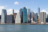 New york wolkenkratzer — Stockfoto