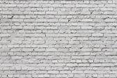White brick wall — Stock Photo