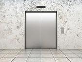 Modern elevator — Stock Photo