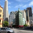 Time lapse of San Francisco downtown — Stock Video #45934137