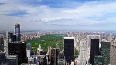Central park, New York — Stock Video