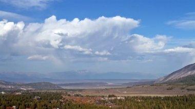 Panorama de la vallée — Vidéo
