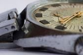 Oude sovjet-polshorloge, klok (sovjet-unie) — Stockfoto