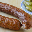 Polish Sausage Kielbasa — Stock Photo #32023961