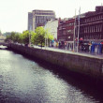 Dublin — Stock Photo #29719345