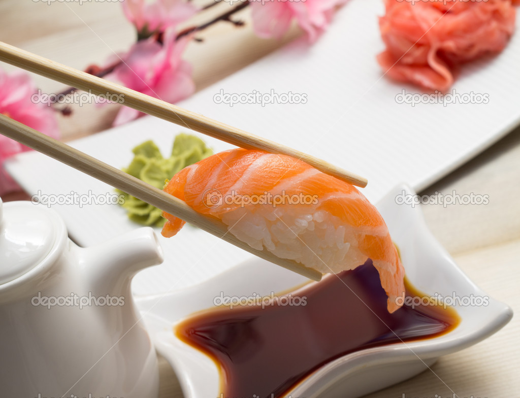 how to buy salmon for sushi