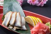 ål sashimi unagi — Stockfoto