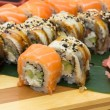 Sushi roll — Stock Photo #34336699