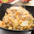 Rice with seafood — Stock Photo #34336951