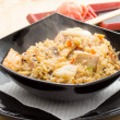 Rice with seafood — Stock Photo #34336961