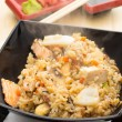 Rice with seafood — Stock Photo #34336975