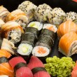 Sushi roll — Stock Photo #34337249
