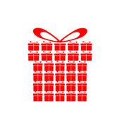 Gift — Stock Vector