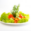 Roe vegetables — Stock Photo