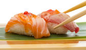Sushi nigiri — Stock Photo