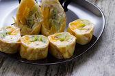 Asian tasty food — Stock Photo