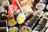 Sushi — Zdjęcie stockowe