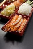 Aziatisch eten sushi — Stockfoto