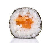 Sushj isolated on white background — Stock Photo