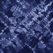 Stock Photo: Material dyed batik. Shibori