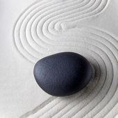 Zen stone — Stock Photo