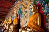 穏やかな仏像 — ストック写真