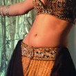 Belly dancer — Stock Video #37218681