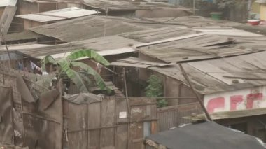 Slums in Lima, Peru — Stock Video