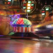 Stock Video: Fun at fairground