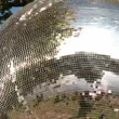 Stock video: Disco ball