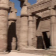 Temple of Luxor ruins — Stock Video #37229525