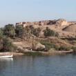 Stock Video: Boating on Nile