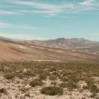 Stock Video: Landscape of Andes Mountains