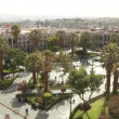 Arequipa plaza — Stock Video