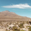 Stock Video: Desert terrain in Andes