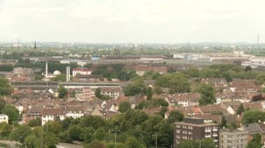 Landscape in the Ruhr, Germany — Stock Video