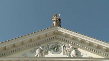 Bellevue Palace in Berlin, Germany — Stock Video
